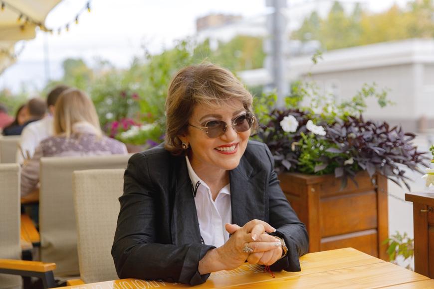 4 сентября 2019 года член Совета директоров компании «Социум-Сокол» Яна Смелянски отмечает юбилей