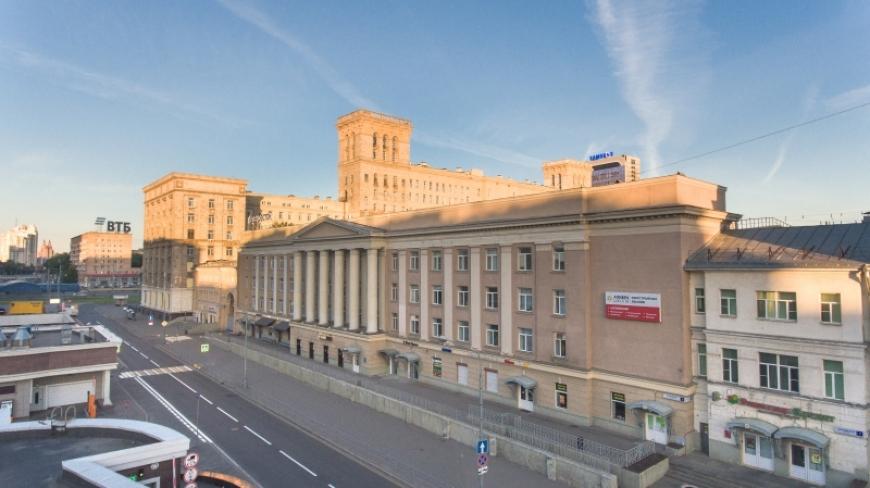 Центр культуры и бизнеса «Москва-Сокол» на Балтийской