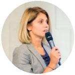 Ольга Добродомова, руководитель московского представительства «Тензор», спикер панельной дискуссии