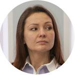 Екатерина Латынцева, начальник отдела по работе с клиентами ООО «Сотел», экспонент