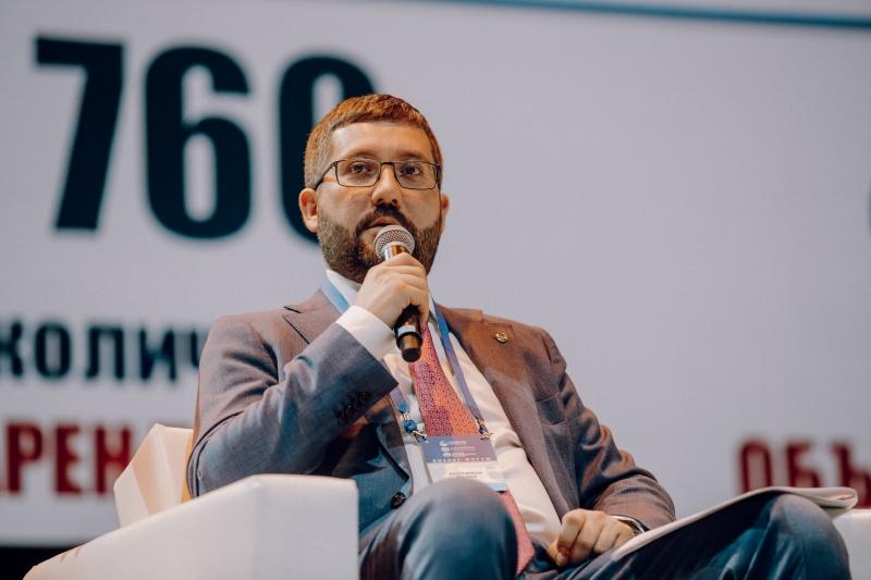 Руслан Ашурбейли, генеральный директор АО «СОЦИУМ-А»