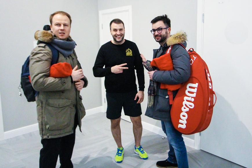 Рейтинговый турнир по сквошу на Балтийской, д. 5. 1-2 марта 2019 года. Фотографии предоставлены City Squash